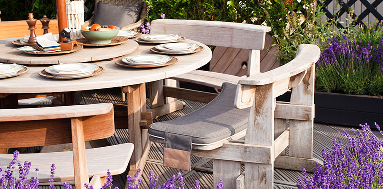 Eugene outdoor dining room contractor