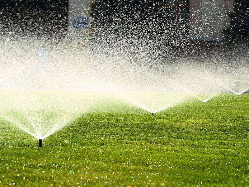 eugene lawn sprinkler systems